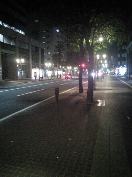 koikeさん 午前1時